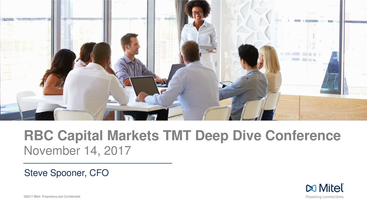 Mitel Networks (MITL) Presents At RBC Capital Markets TMT ...