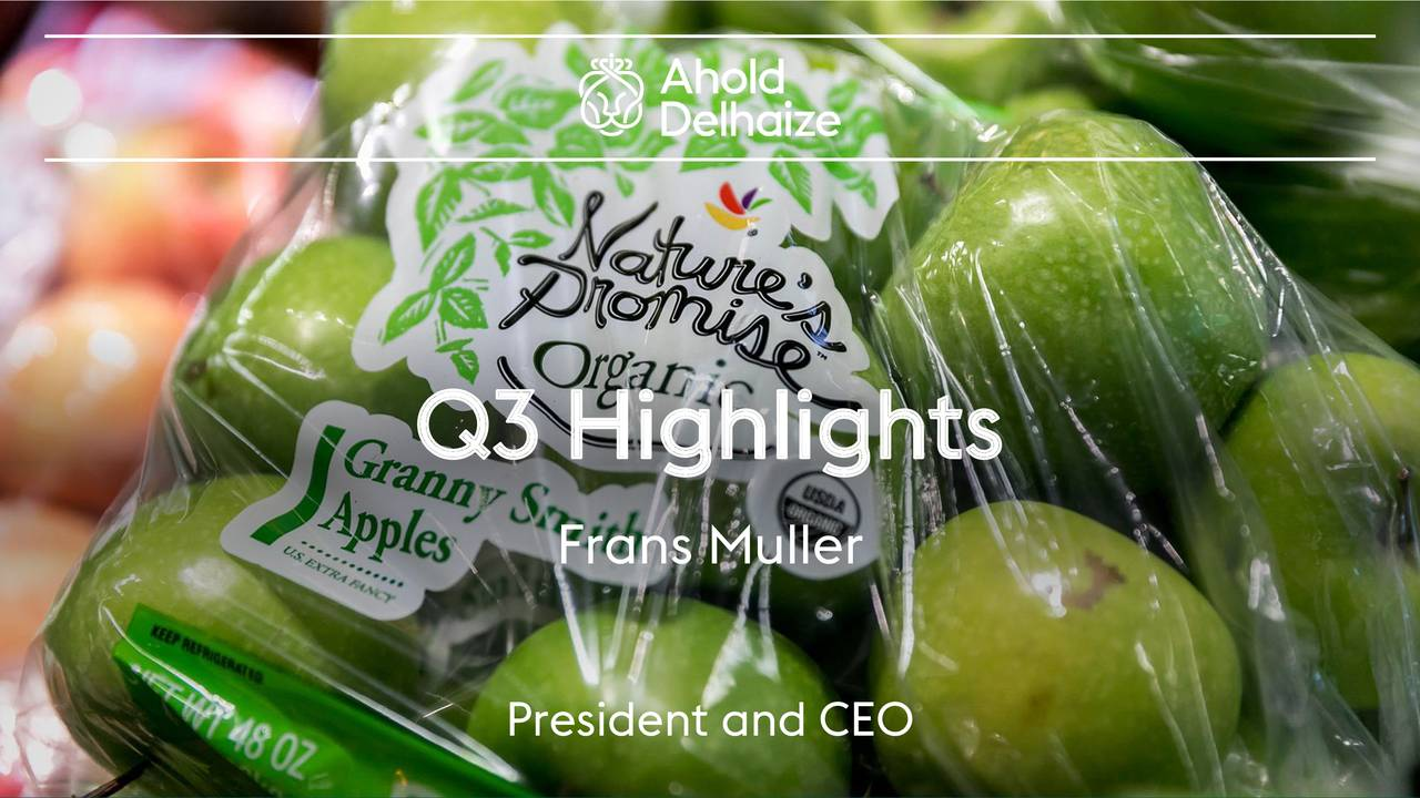 Frans Muller President and CEO