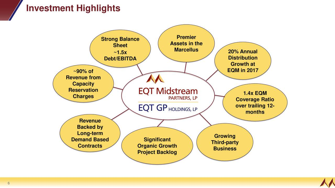 EQT GP Holdings LP 2017 Q3 - Results - Earnings Call ...