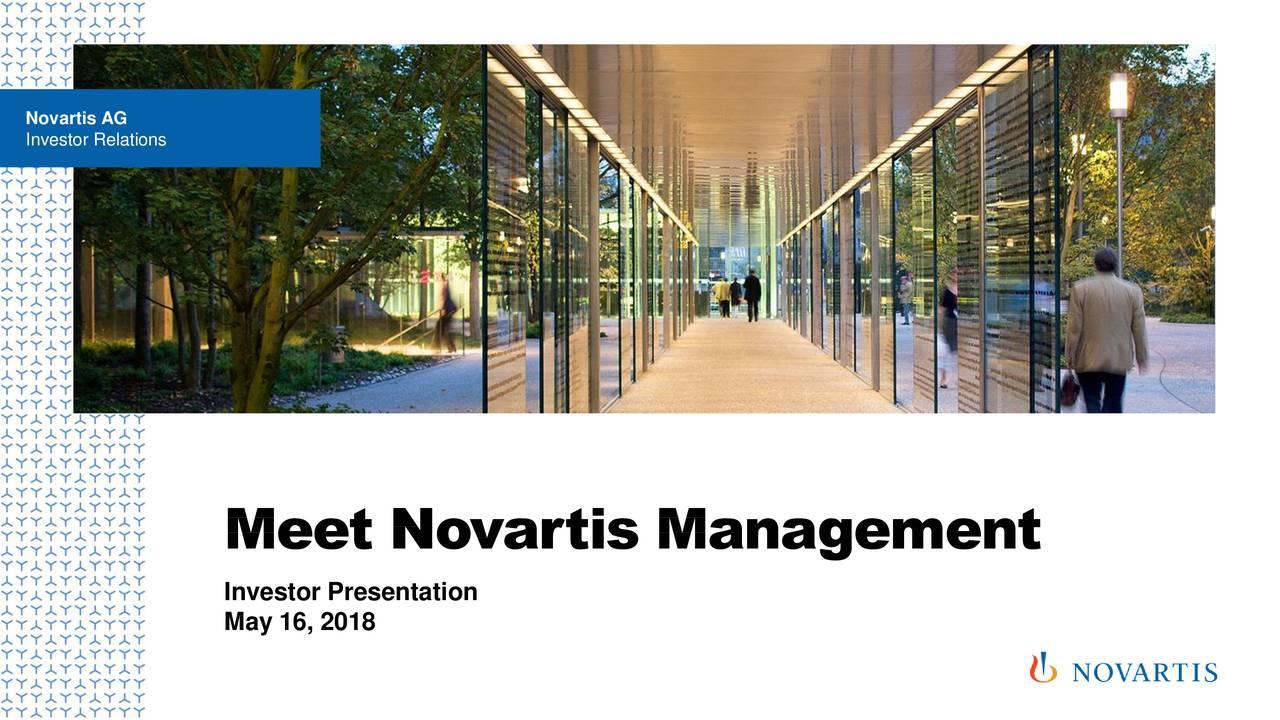 Novartis (NVS) Investor Presentation - Slideshow - Novartis