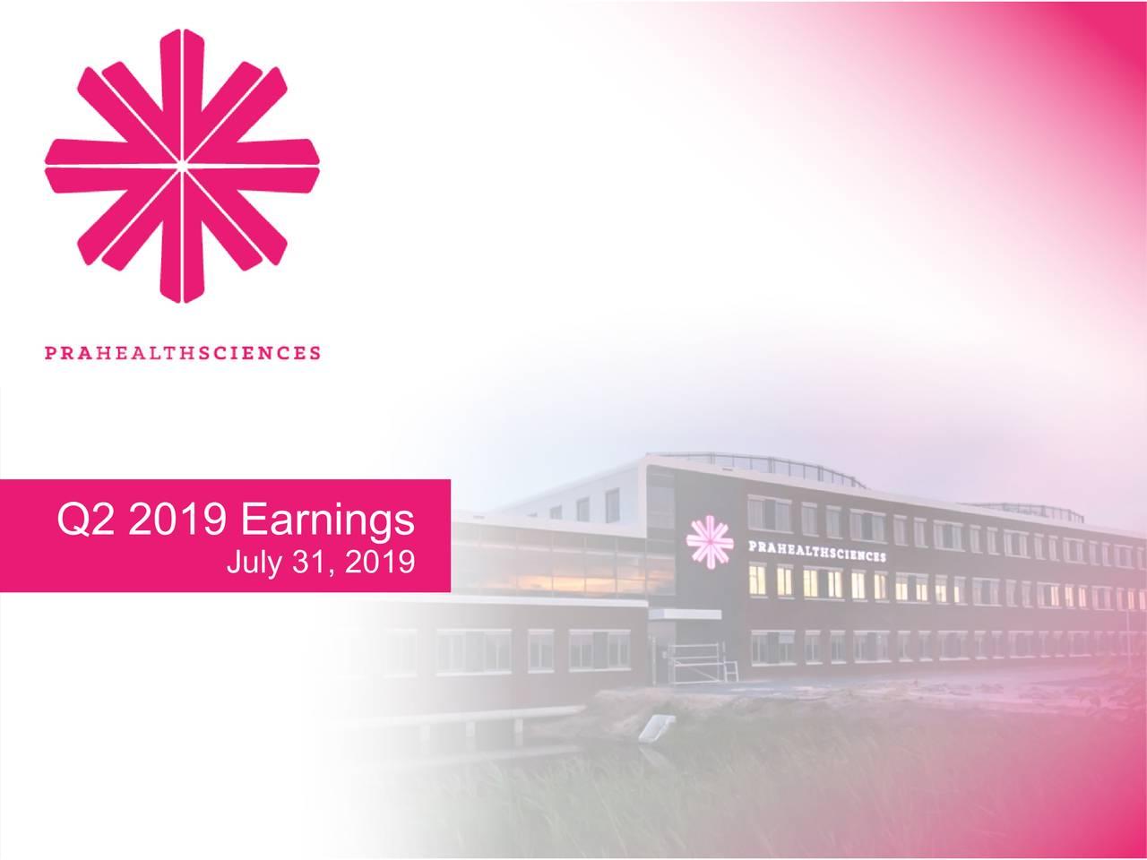 Q2 2019 Earnings