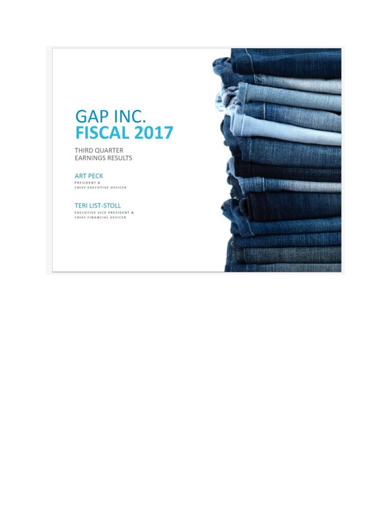 gap inc pricing strategies Gap inc marketing communication mix – focus on sales tool within gap inc marketing strategy and the company has a of gap inc marketing.