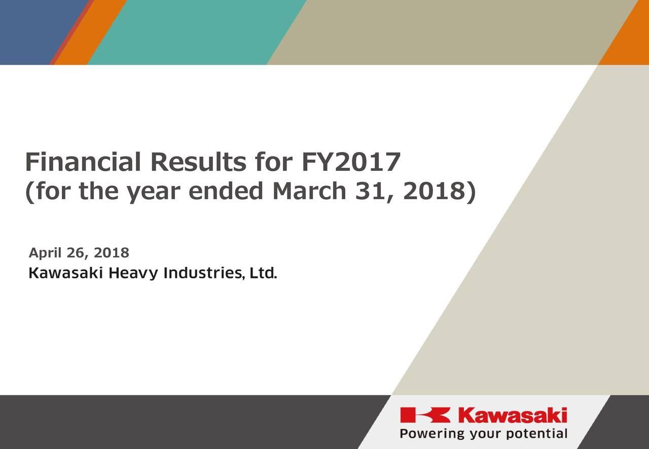 Kawasaki Heavy Industries Share Price