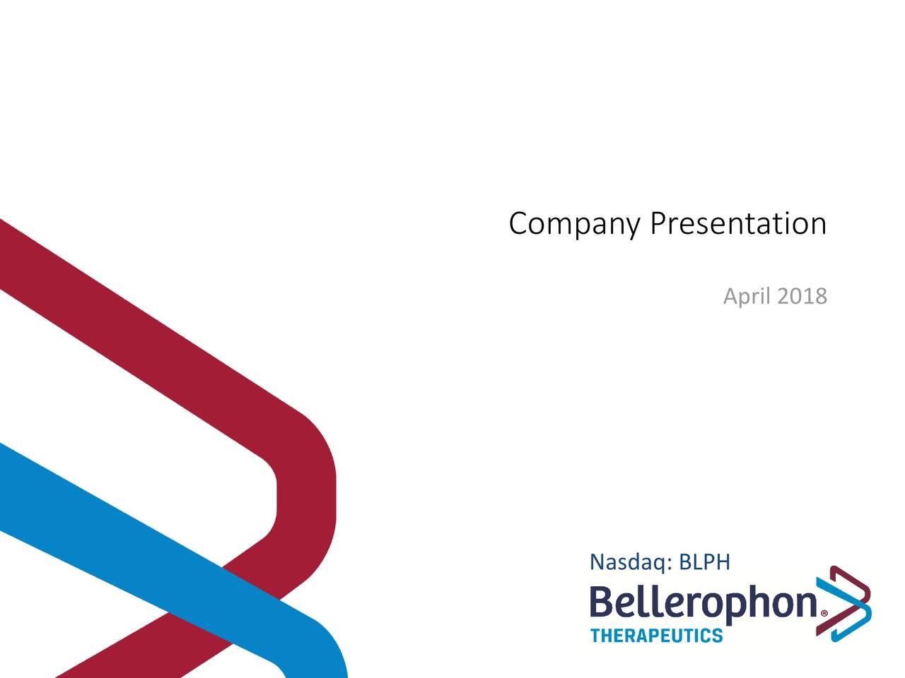 bellerophon therapeutics blph presents at h c. Black Bedroom Furniture Sets. Home Design Ideas