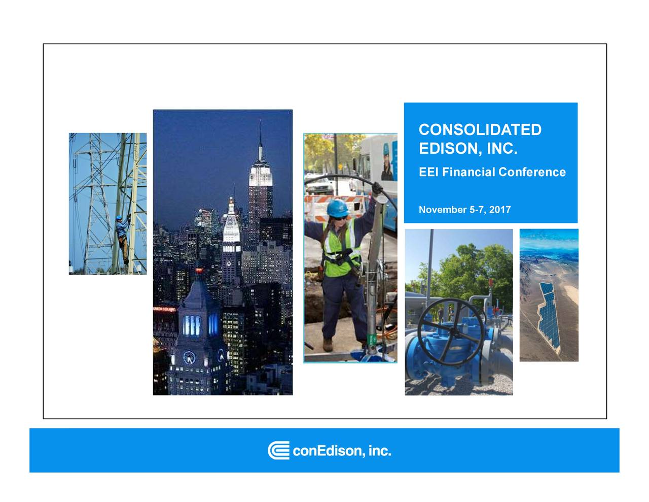 consolidated edison Engage con edison solutions energy expertise to reduce operational expenses, upgrade building systems, & optimize facility performance with little or no capital outlay.